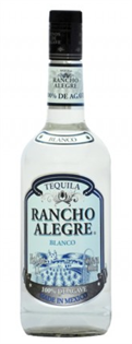 Rancho Alegre Tequila Blanco 750ml